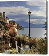 Brissago - Ticino Canvas Print