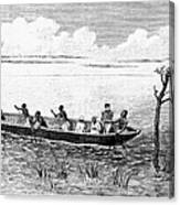 David Livingstone (1813-1873) Canvas Print