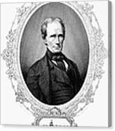Henry Clay (1777-1852) Canvas Print