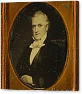 James Buchanan, 15th American President Canvas Print