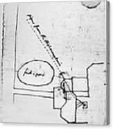 Jefferson: Monticello Canvas Print