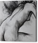 Life Drawing Canvas Print