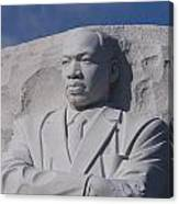 Martin Luther King Jr Memorial Canvas Print