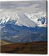 Mount Mckinley Canvas Print