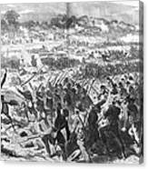 Seven Days Battles, 1862 Canvas Print