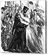 Shakespeare: Othello Canvas Print