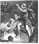 Sir Humphrey Gilbert Canvas Print