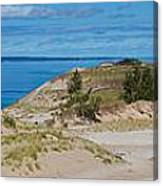 Sleeping Bear Dunes Canvas Print