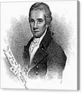 William Wilberforce Canvas Print