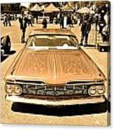 59 Impala Canvas Print