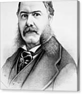 Chester Alan Arthur Canvas Print