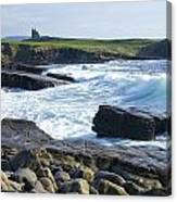 Classiebawn Castle, Mullaghmore, Co Canvas Print
