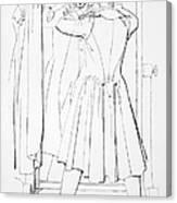 Edward Bulwer Lytton Canvas Print