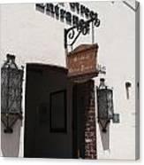 El Pueblo De Los Angeles Canvas Print
