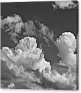 English Summer Sky Canvas Print