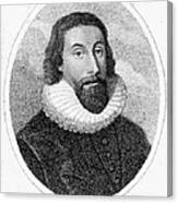 John Winthrop (1588-1649) Canvas Print