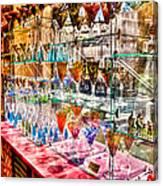 Sedona Tlaquepaque Shopping Center Canvas Print
