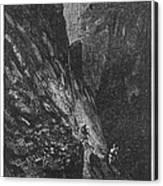 Verne: Journey Canvas Print