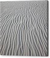 White Sands National Monument, New Canvas Print