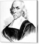 William Harvey, English Physician Canvas Print