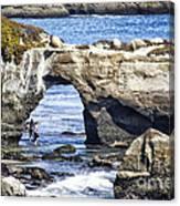 615 Det Rocky Bridge Canvas Print