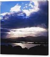 Kenmare Bay, Dunkerron Islands, Co Canvas Print