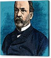 Louis Pasteur, French Chemist Canvas Print