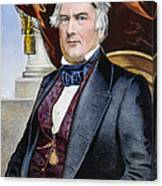 Millard Fillmore (1800-1874) Canvas Print
