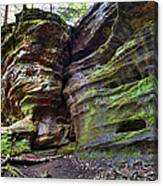 Rock House Canvas Print