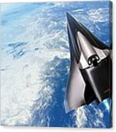Saenger Horus Spaceplane, Artwork Canvas Print