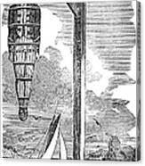 William Kidd (c1645-1701) Canvas Print