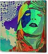 70's World Canvas Print