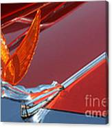 75 Caddy Emblem 7848 Canvas Print