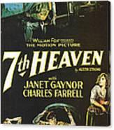 7th Heaven Canvas Print