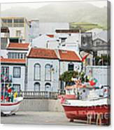 Vila Franca Do Campo Canvas Print