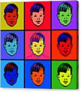 9 Dicks Canvas Print