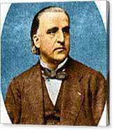 Jean-martin Charcot, French Neurologist Canvas Print