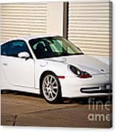 911 Porsche 996 6 Canvas Print