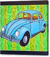 A Beetle Remembered Canvas Print