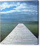 A Long Walk - Kattegat Canvas Print