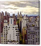 A Manhattan View Canvas Print