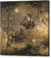 A Midsummer Night's Dream Canvas Print