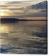 A Reason To Rise Early Canvas Print