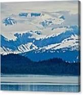 A Slice Of Alaska Canvas Print