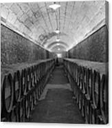A Spanish Cellar Canvas Print