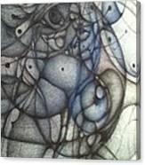 A Third Detail Canvas Print