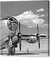 A U.s. Army Air Forces B-29 Canvas Print