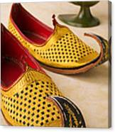 Abarian Shoes Canvas Print