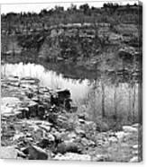 Abiquiu Lake Canvas Print