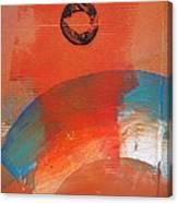 Aboriginal Ocean Canvas Print